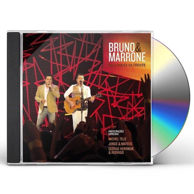 Bruno & Marrone PELA PORTA DA FRENTE CD