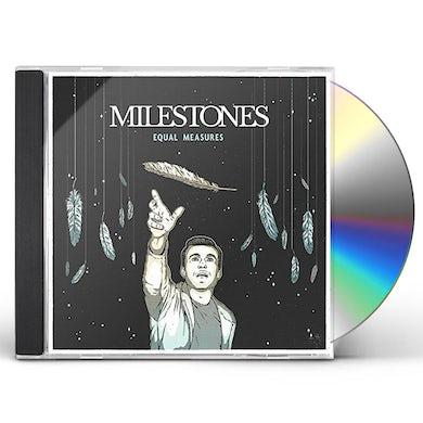 Milestones EQUAL MEASURES CD