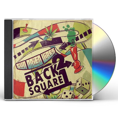 Sun-Dried Vibes BACK2SQUARE1 CD