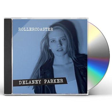 Delaney Parker ROLLERCOASTER CD