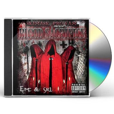 eMC BLOOD SACRIFICE CD