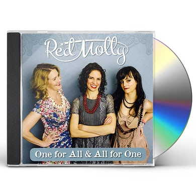 Red Molly ONE FOR ALL & ALL FOR ONE CD