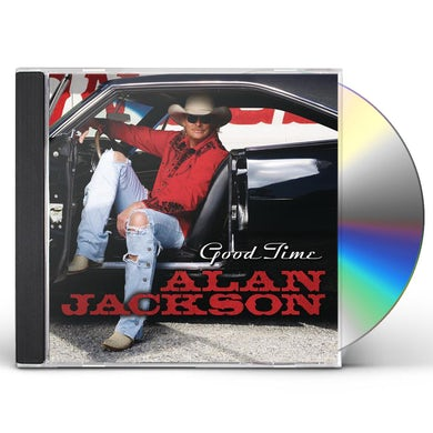 Alan Jackson GOOD TIME CD