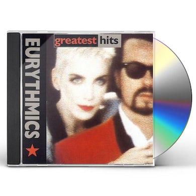 Eurythmics GREATEST HITS CD