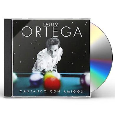 CANTANDO CON AMIGOS CD