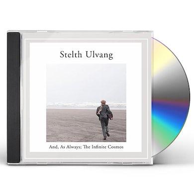 Stelth Ulvang & AS ALWAYS: THE INFINITE COSMOS CD