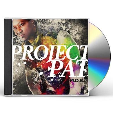 Project Pat M.O.B. CD