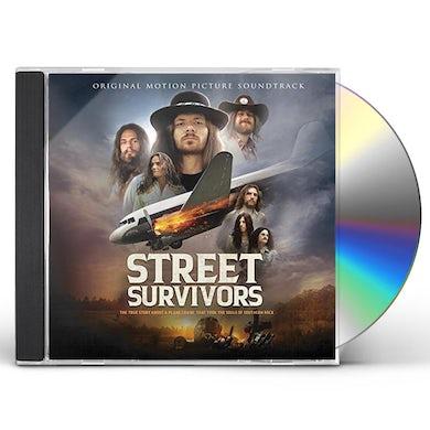 Street Survivors / O.S.T. STREET SURVIVORS / Original Soundtrack CD
