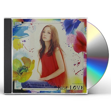 Kana Nishino JUST LOVE CD