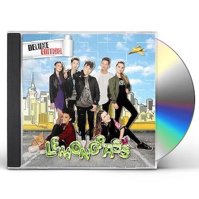 Lemongrass DELUXE EDITION CD