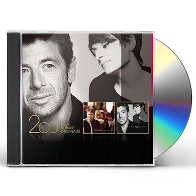 Patrick Bruel TRES SOUVENT JE PENSE A VOUS / LEQUEL CD