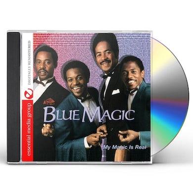 Blue Magic MY MAGIC IS REAL CD