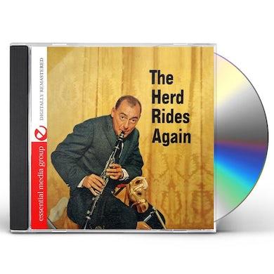 Woody Herman HERD RIDES AGAIN CD
