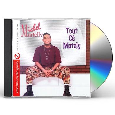 Michel Martelly TOUT CE MATELY CD