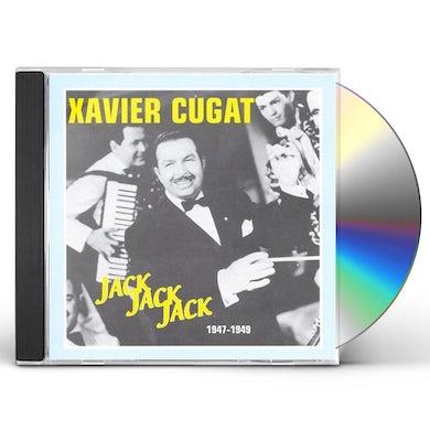 Xavier Cugat JACK JACK JACK 1947-49 CD