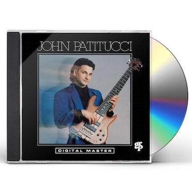 JOHN PATITUCCI CD