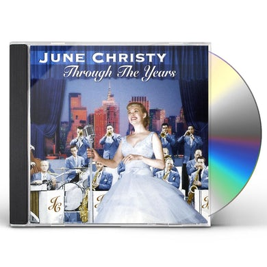 June Christy THROUGH THE YEARS CD