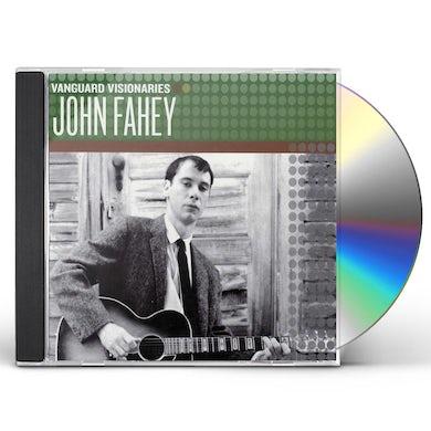 John Fahey Vanguard Visionaries CD