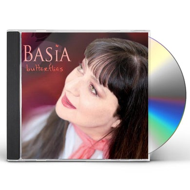 Basia BUTTERFLIES CD