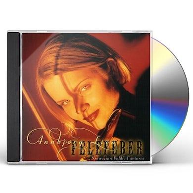 FELEFEBER: NORWEGIAN FIDDLE MUSIC CD