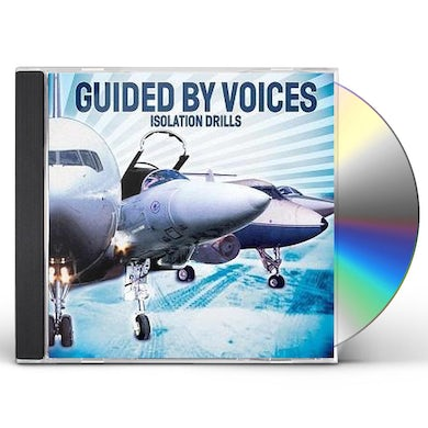 Guided By Voices ISOLATION DRILLS CD