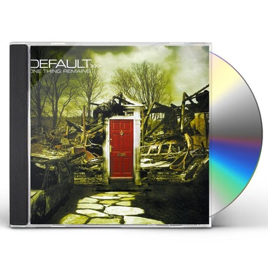 Default ONE THING REMAINS CD
