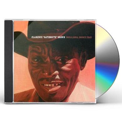 Clarence Gatemouth Brown BOGALOOSA BOOGIE MAN CD
