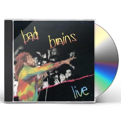 Bad Brains LIVE CD