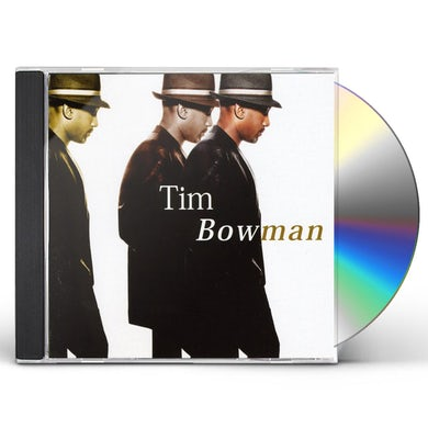 TIM BOWMAN CD