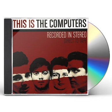 THIS IS THE COMPUTERS CD
