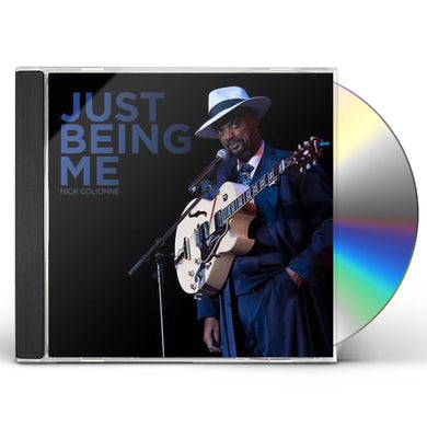 Just Being Me CD
