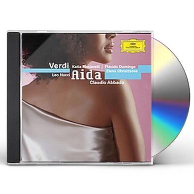 G. Verdi AIDA CD