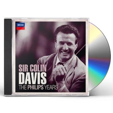 Colin Davis PHILIPS YEARS CD