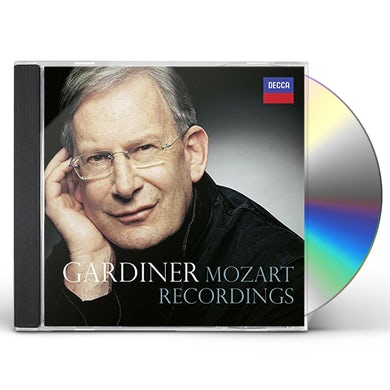 John Eliot Gardiner MOZART RECORDINGS CD