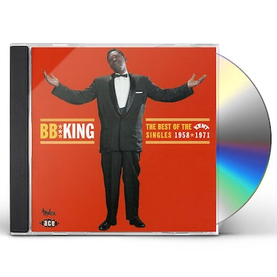 B.B. King BEST OF THE KENT SINGLES 1958-71 CD