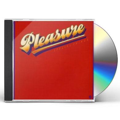 Pleasure SPECIAL THINGS CD