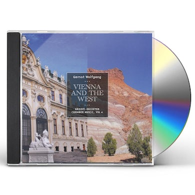 Wolfgang VIENNA & WEST CD