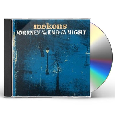 Mekons JOURNEY TO END OF NIGHT CD