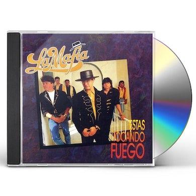 Mafia ESTAS TOCANDO FUEGO CD