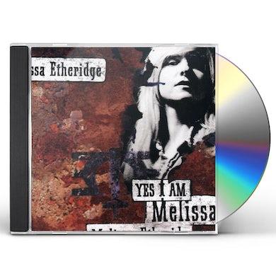 Melissa Etheridge YES I AM CD