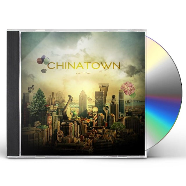 Chinatown CITE D'OR CD