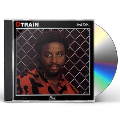 D Train MUSIC CD