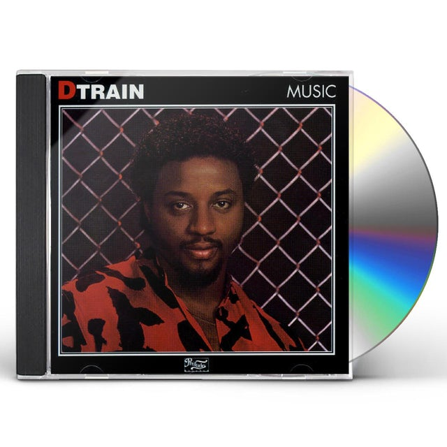 D Train MUSIC CD