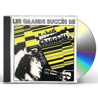 Robert Charlebois PLUS GRANDS SUCCES 2 CD