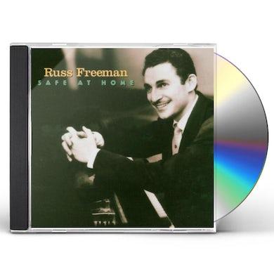 Russ Freeman SAFE AT HOME CD
