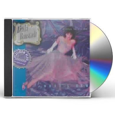 Linda Ronstadt WHAT'S NEW CD