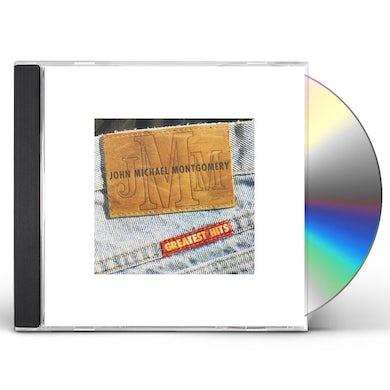 John Michael Montgomery GREATEST HITS CD