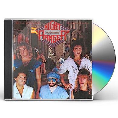 Night Ranger MIDNIGHT MADNES CD