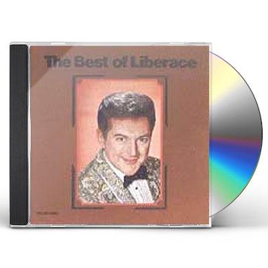 Liberace BEST OF CD