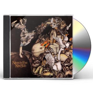Kate Bush NEVER FOREVER CD